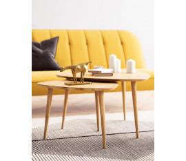 Dubový konferenční stolek Ław25