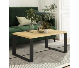 Dubový konferenční stolek Ław28