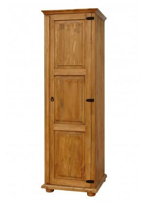 Dřevěná skříň Hacienda 01
