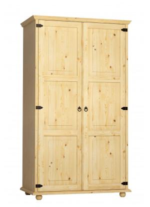 Dřevěná skříň Beskidzka 02