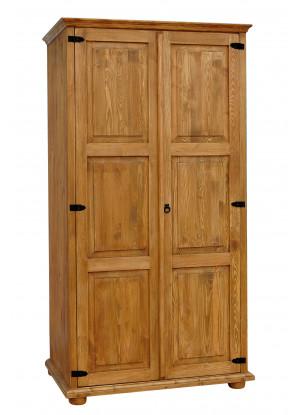 Dřevěná skříň Hacienda 02