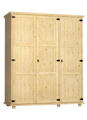 Dřevěná skříň Beskidzka 03