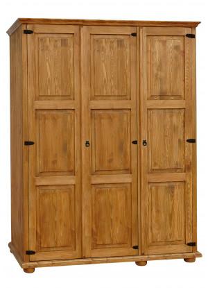 Dřevěná skříň Hacienda 03