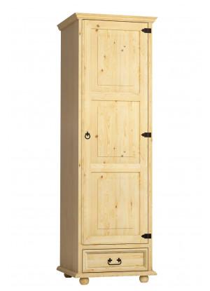 Dřevěná skříň Beskidzka 04