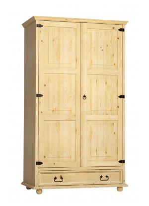 Dřevěná skříň Beskidzka 05