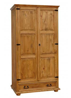 Dřevěná skříň Hacienda 05