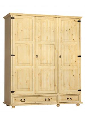 Dřevěná skříň Beskidzka 06