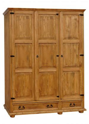Dřevěná skříň Hacienda 06