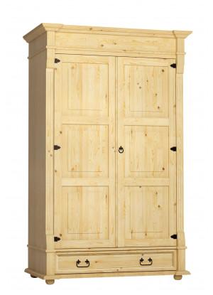 Dřevěná skříň Beskidzka 08