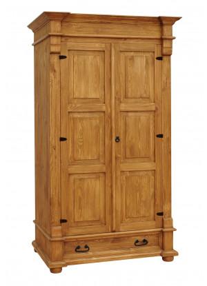 Dřevěná skříň Hacienda 08
