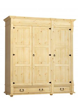 Dřevěná skříň Beskidzka 09
