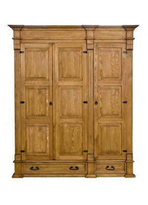 Dřevěná skříň Hacienda 09