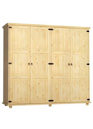 Dřevěná skříň Beskidzka 10