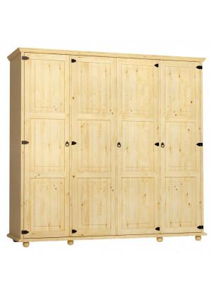 Dřevěná skříň Beskidzka 11