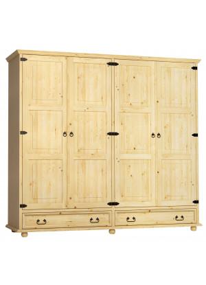 Dřevěná skříň Beskidzka 12