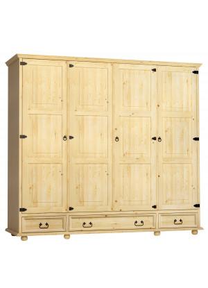 Dřevěná skříň Beskidzka 13