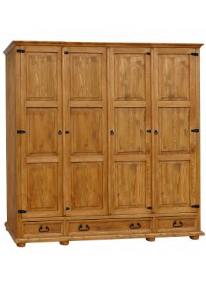 Dřevěná skříň Hacienda 13