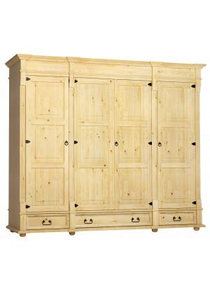 Dřevěná skříň Beskidzka 14