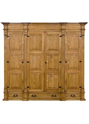 Dřevěná skříň Hacienda 14