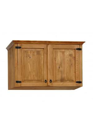 Dřevěná nástavec na skříň Hacienda 02