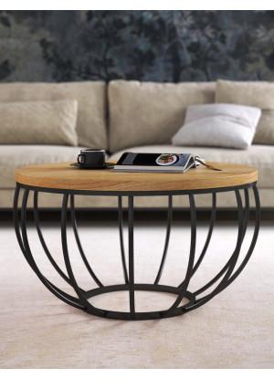 Dubový konferenční stolek Ław12