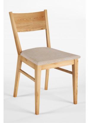 Dubová židle 06 Čalounění