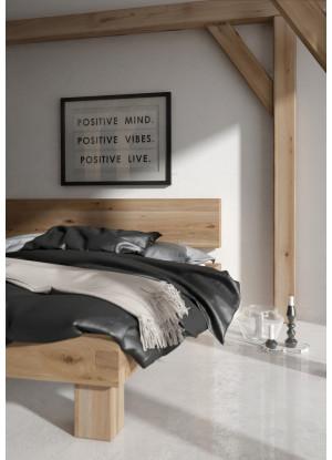 Dubová postel Caragana 02