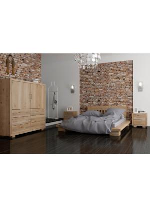 Dubová postel Cerasus 02