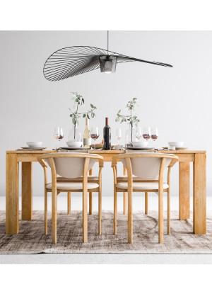 Dubový stůl Klasický 02 rozkládací