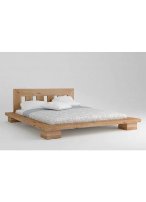 Dubová postel Cerasus 03