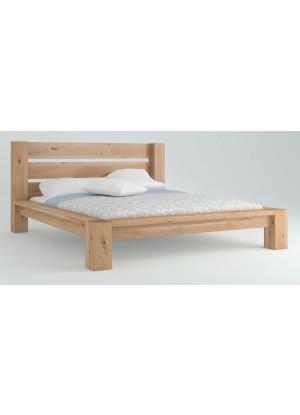 Dubová postel Imperata 05