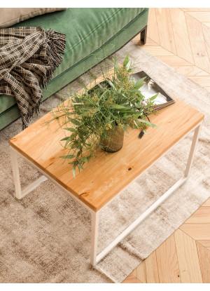 Dubový konferenční stolek Ław07