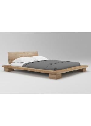 Dubová postel Cerasus 01