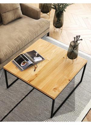 Dubový konferenční stolek Ław05
