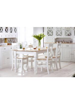 Dřevěny stůl Nicea 05