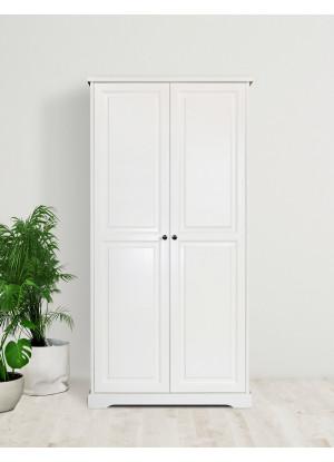 Dřevěná skříň Parma 01