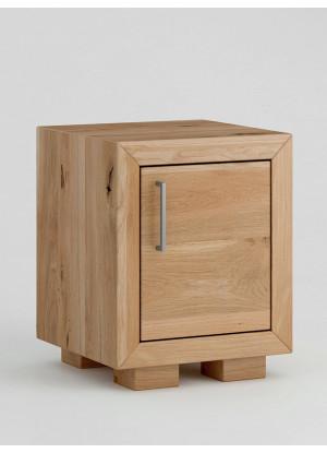 Dubový noční stolek Cerasus 03