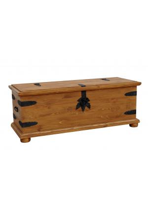 Rustikální kufr Hacienda 01