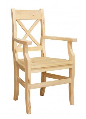 Rustikální židle Beskidzka X