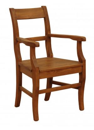 Krzesło Hacienda P [prostý]
