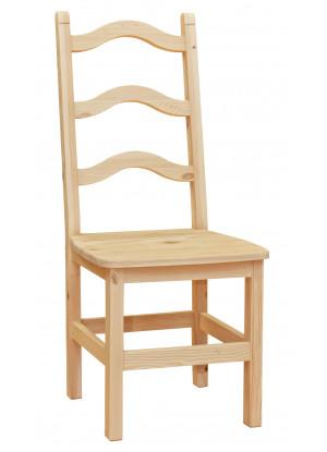 Rustikální židle Beskidzka 01