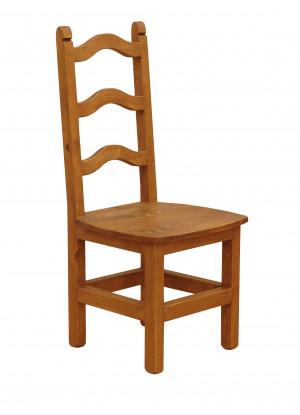 Rustikální židle Hacienda 01