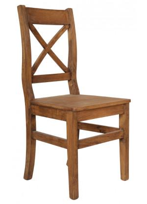 Rustikální židle Hacienda 02