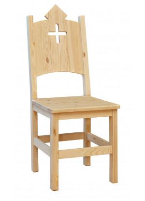 Rustikální židle Beskidzka 06
