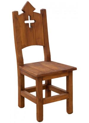 Rustikální židle Hacienda 06