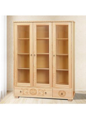 Dřevěná vitrína Horalska 10