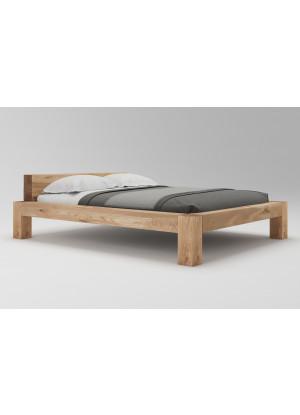 Dubová postel Syringa 03