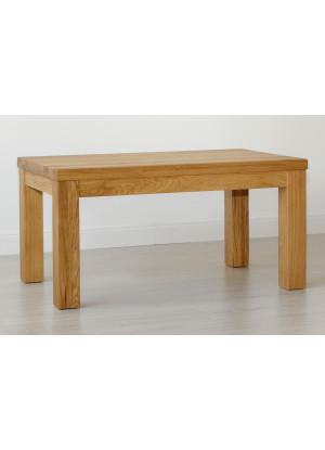 Dubová lavice obdélník Ław01