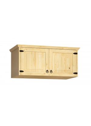 Dřevěná nástavec na skříň Beskidzka 02