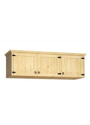 Dřevěná nástavec na skříň Beskidzka 03